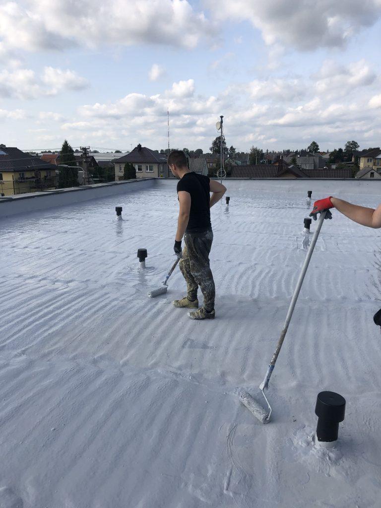 stogų remontas