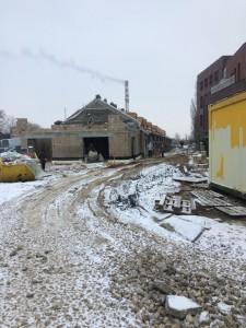 Vidaus sienų tinkavimas butuose Turgaus g. 37 a Klaipėda